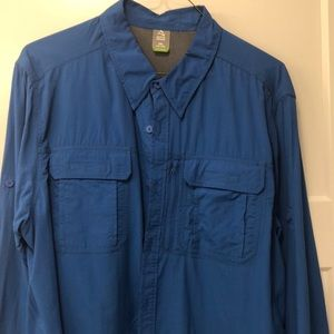 Columbia men's Alpine Design shirt size XXL